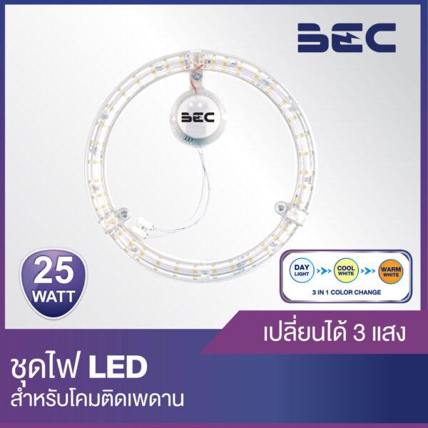 โคมไฟติดลอย LED รุ่น O-Kit