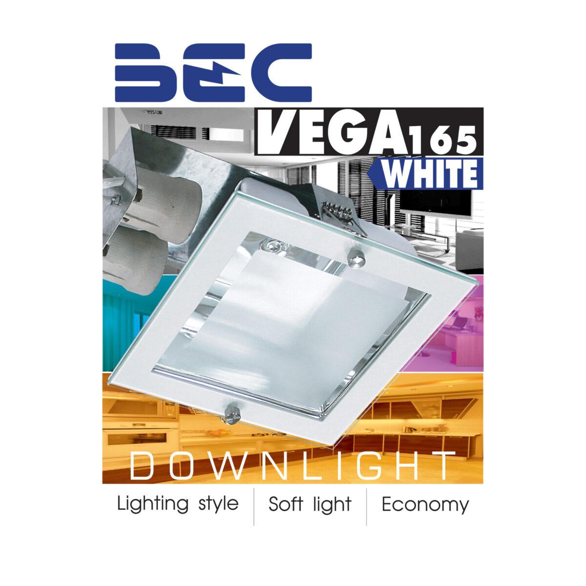 โคมไฟดาวน์ไลท์ รุ่น Vega165
