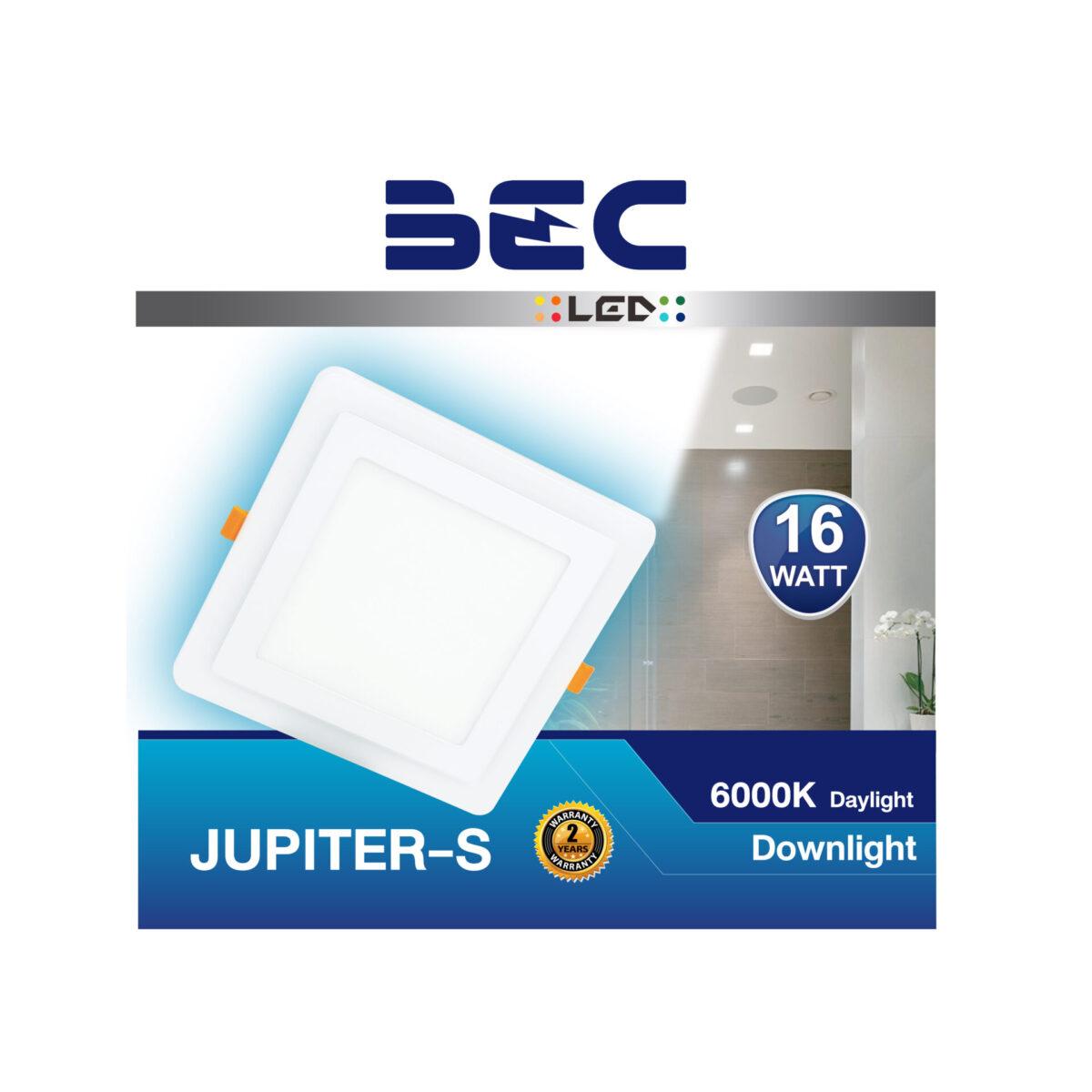 โคมไฟดาวน์ไลท์ LED รุ่น Jupiter-S