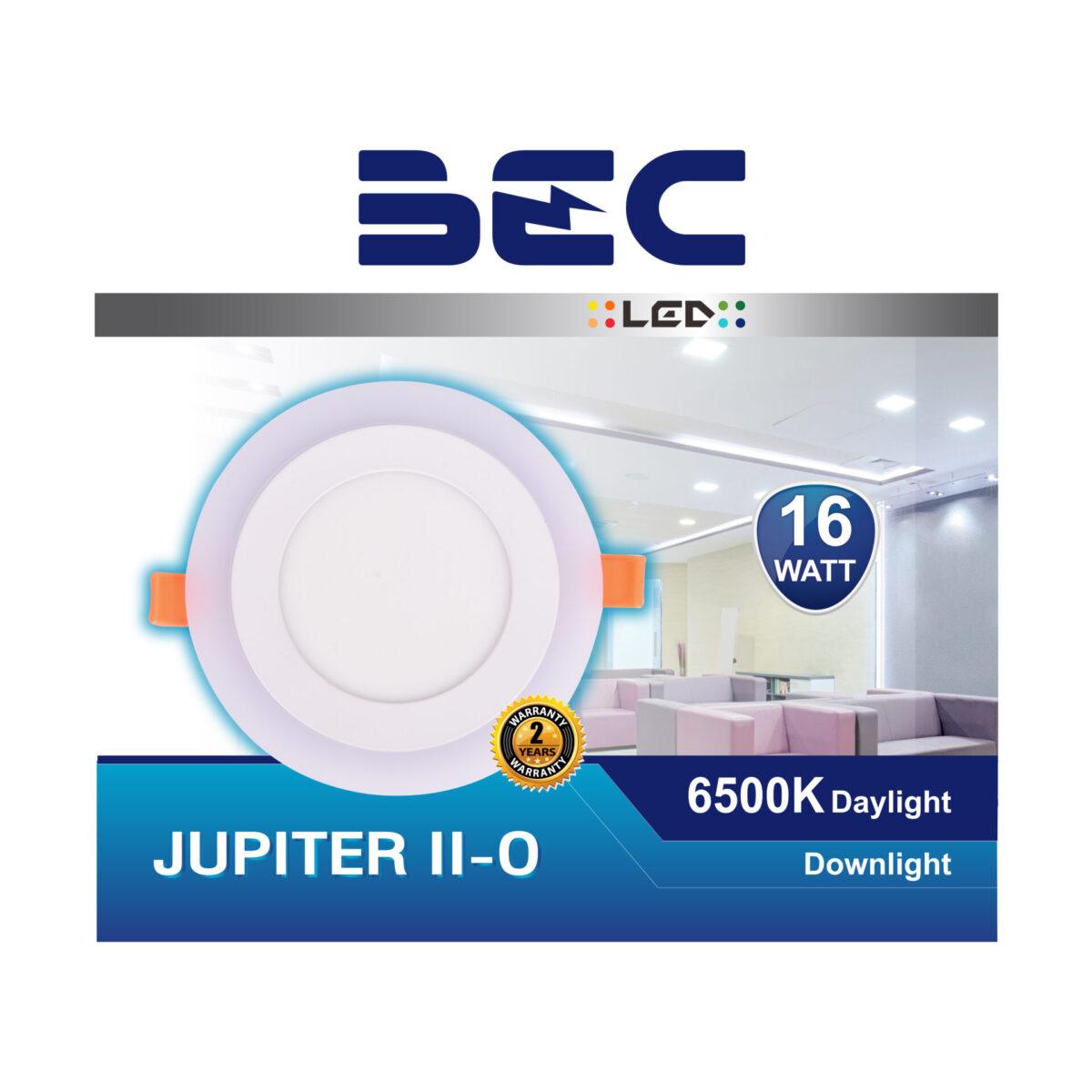 โคมไฟดาวน์ไลท์ LED รุ่น Jupiter II-O