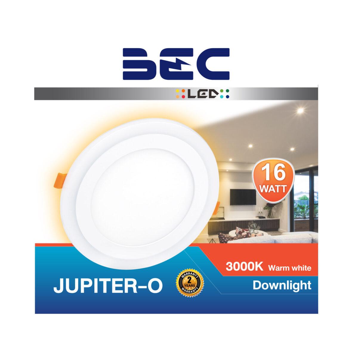 โคมไฟดาวน์ไลท์ LED รุ่น Jupiter-O
