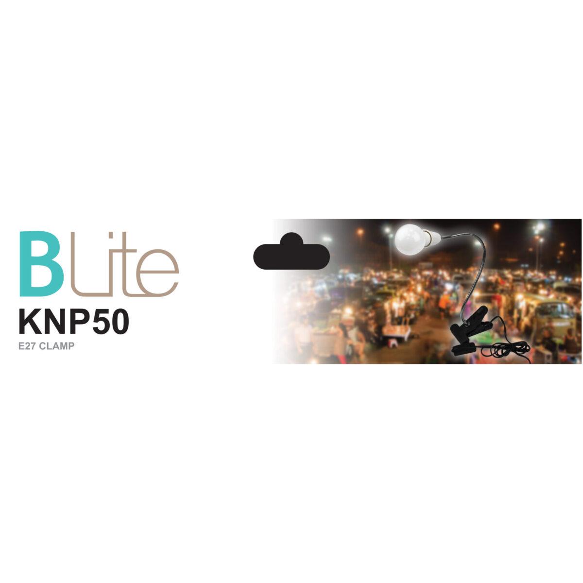 โคมไฟส่องสินค้า รุ่น KNP50