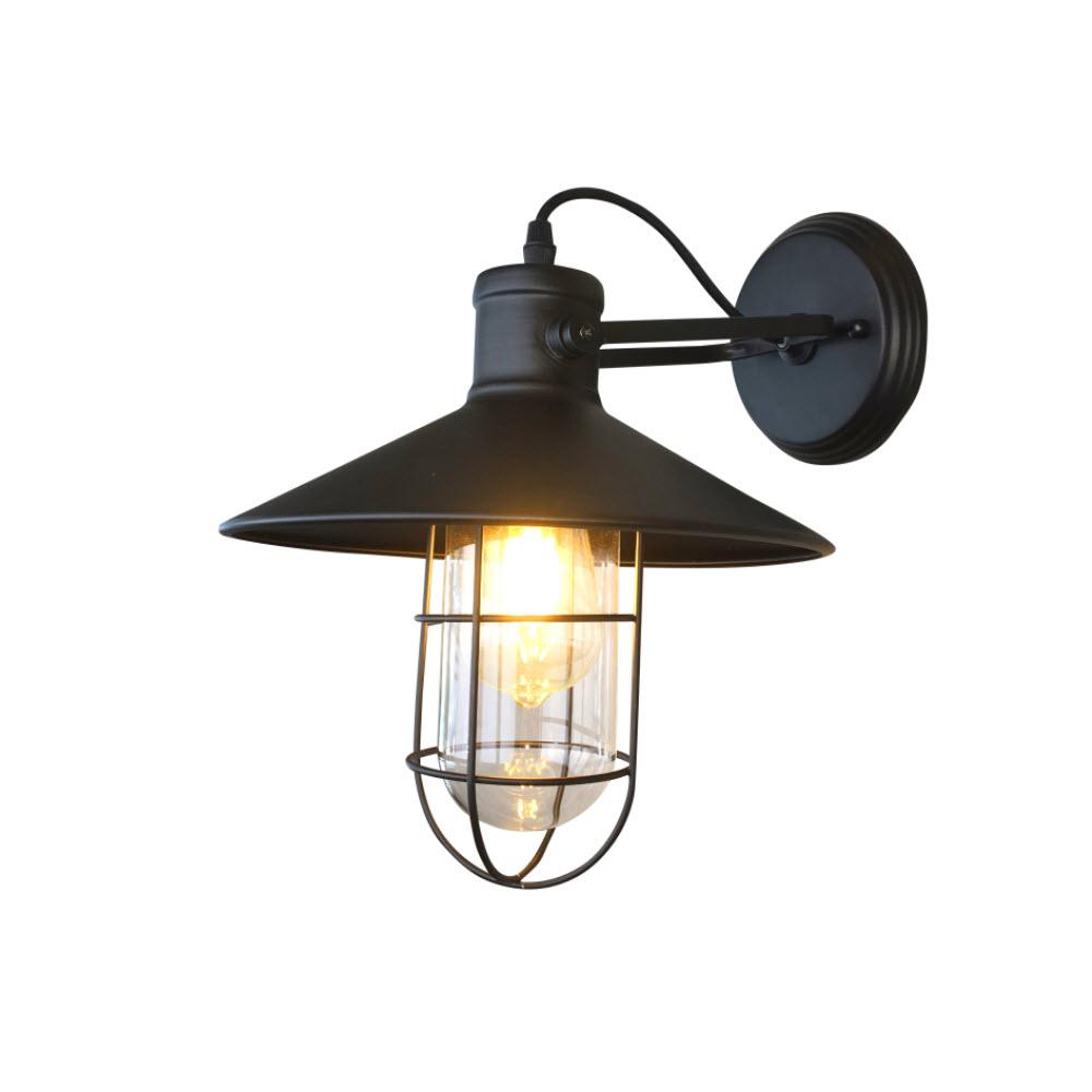 โคมไฟติดผนัง รุ่น SCL-W014/ Black