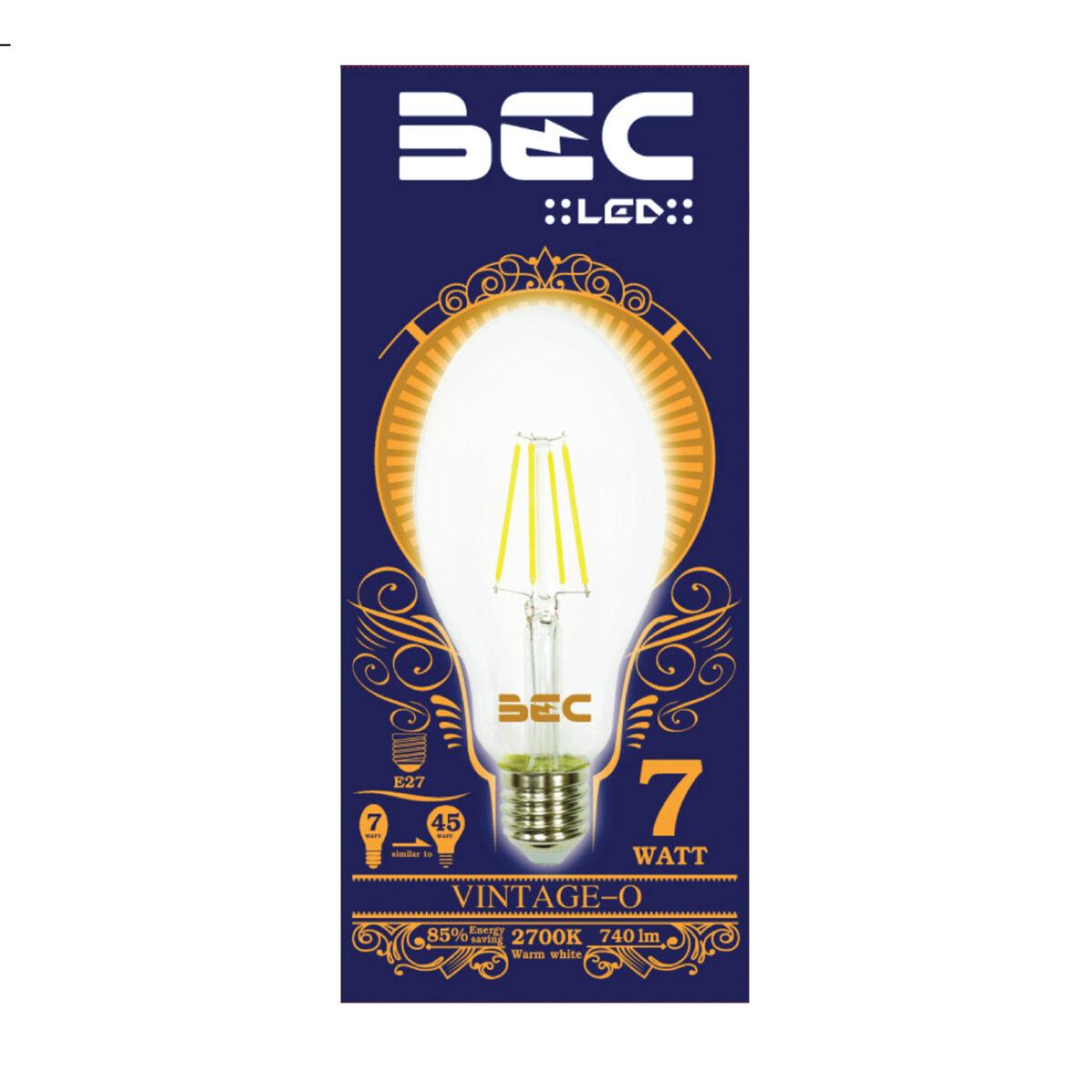 หลอดวินเทจ LED รุ่น Vintage-O